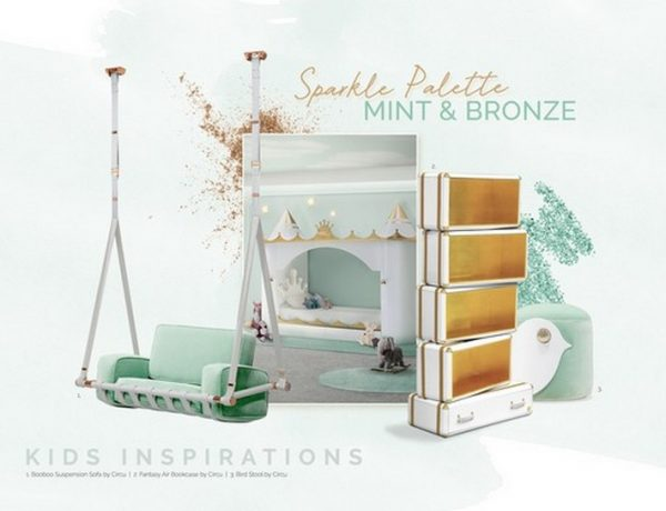 Interior Design Trends for 2020 – Mint and Bronze Interior Design Trends for 2020 Mint and Bronze 5 600x460