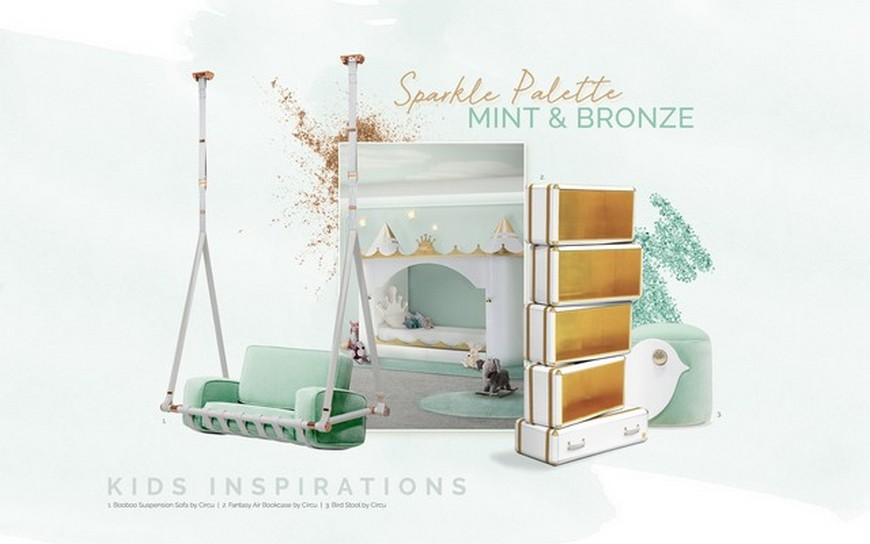 Interior Design Trends for 2020 – Mint and Bronze Interior Design Trends for 2020 Mint and Bronze 5