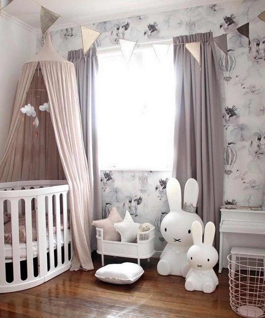 Kids Bedroom – 7 Incredible Nursery Ideas to Steal ASAP Kids Bedroom 7 Incredible Nursery Ideas to Steal ASAP 5