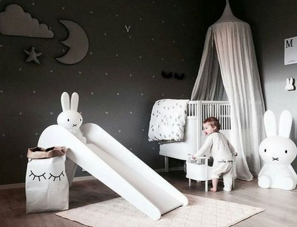 Kids Bedroom – 7 Incredible Nursery Ideas to Steal ASAP Kids Bedroom 7 Incredible Nursery Ideas to Steal ASAP 6 600x460