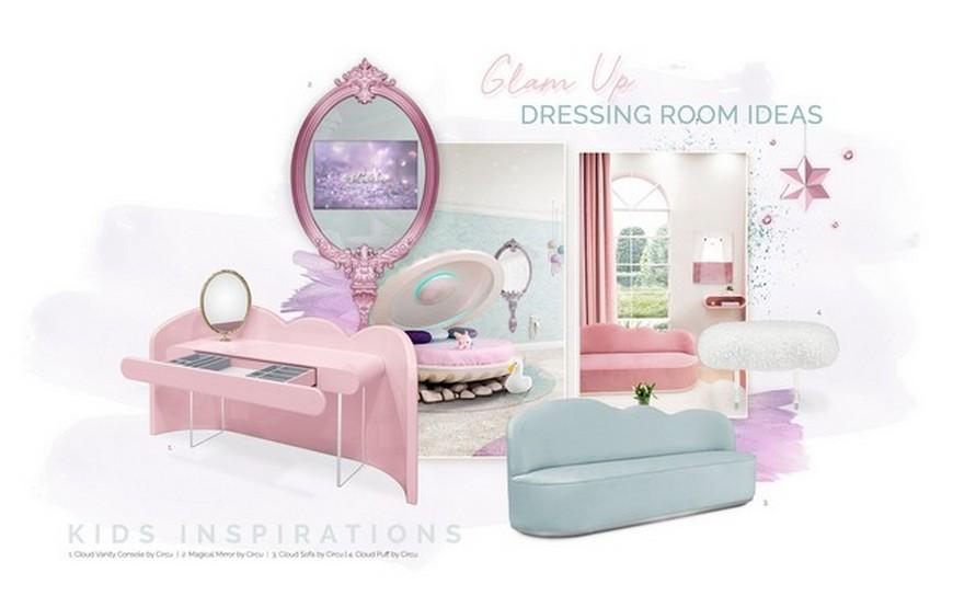Kids Bedroom Trends 2020 – Glam Up Your Girl's Bedroom Kids Bedroom Trends 2020 Glam Up Your Girls Bedroom 5