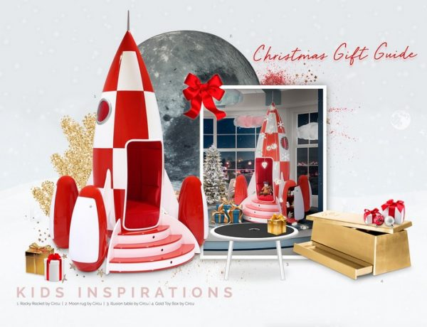 Luxury Furniture Pieces to Pamper Your Kids This Christmas Luxury Furniture Pieces to Pamper Your Kids This Christmas 3 600x460