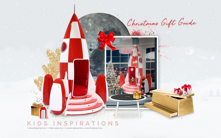 Luxury Furniture Pieces to Pamper Your Kids This Christmas Luxury Furniture Pieces to Pamper Your Kids This Christmas 3