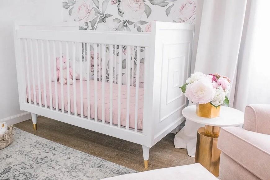 Naomi Alon Designed a Dreamy Blush Pink Nursery in LA little crown interiors Little Crown Interiors Designed a Dreamy Blush Pink Nursery in LA Naomi Alon Designed a Dreamy Blush Pink Nursery in LA 4