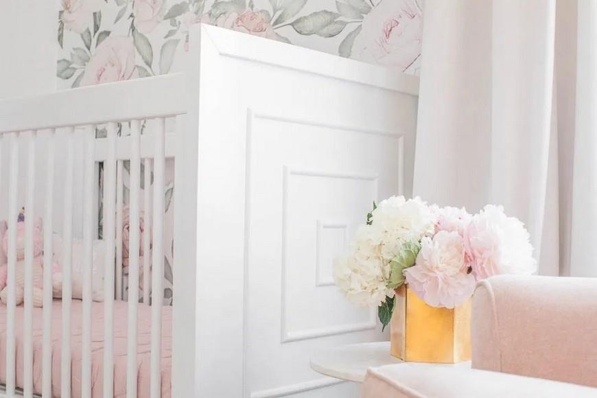 Naomi Alon Designed a Dreamy Blush Pink Nursery in LA little crown interiors Little Crown Interiors Designed a Dreamy Blush Pink Nursery in LA Naomi Alon Designed a Dreamy Blush Pink Nursery in LA 5