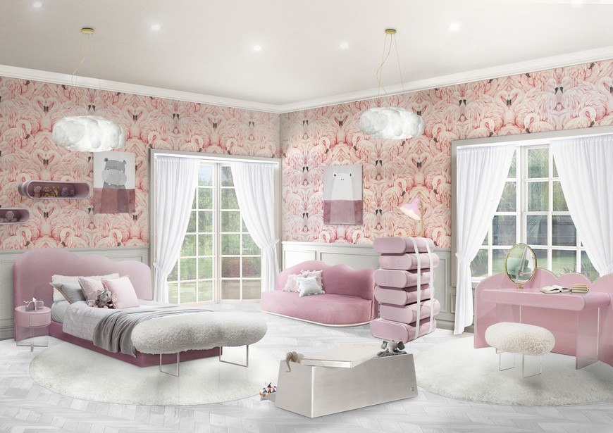 little crown interiors Little Crown Interiors Designed a Dreamy Blush Pink Nursery in LA Naomi Alon Designed a Dreamy Blush Pink Nursery in LA 7