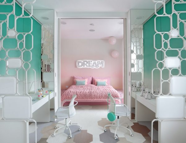 Candy Crush Saga Inspired Apartment by Urbe Design Studio Candy Crush Saga Inspired Apartment by Urbe Design Studio 4 600x460  Kids Bedroom Ideas Candy Crush Saga Inspired Apartment by Urbe Design Studio 4 600x460