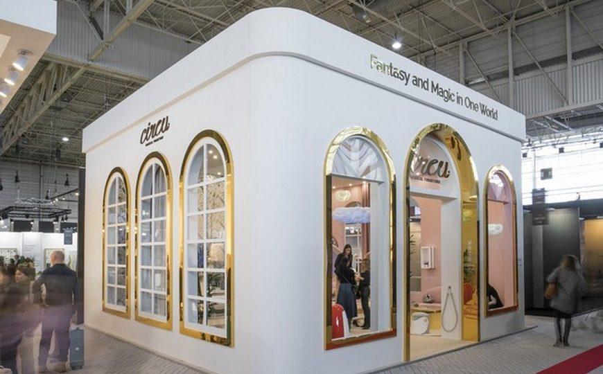Kids Bedroom Ideas Circus Cloud Collection Got Bigger at Maison et Objet 2020 5 870x540