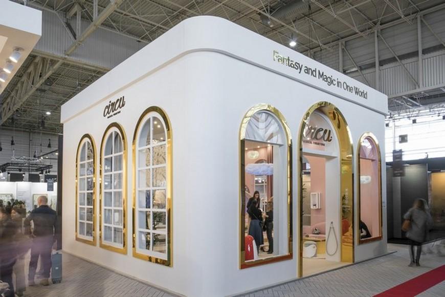 Circu's Cloud Collection Got Bigger at Maison et Objet 2020 Circus Cloud Collection Got Bigger at Maison et Objet 2020 5