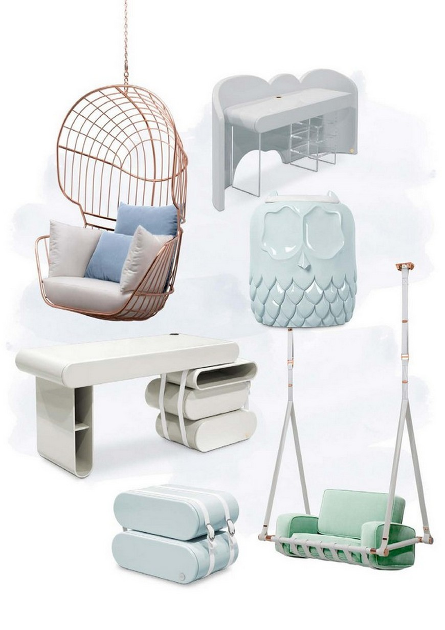 maison et objet 2020 Maison et Objet 2020 Came through with a Hot New Swing Chair Maison et Objet 2020 Came through with a Hot New Swing Chair 1