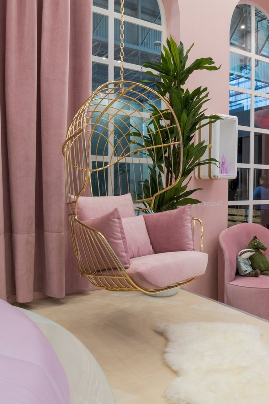 maison et objet 2020 Maison et Objet 2020 Came through with a Hot New Swing Chair Maison et Objet 2020 Came through with a Hot New Swing Chair 3