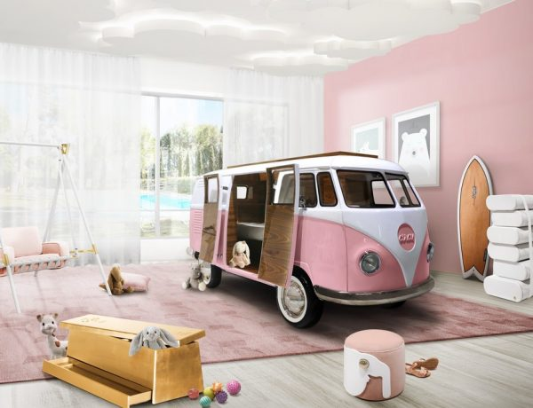 Girls Bedroom Decor Ideas – Glossy Pink Furniture Girls Bedroo Decor Ideas Glossy Pink Furniture 6 600x460