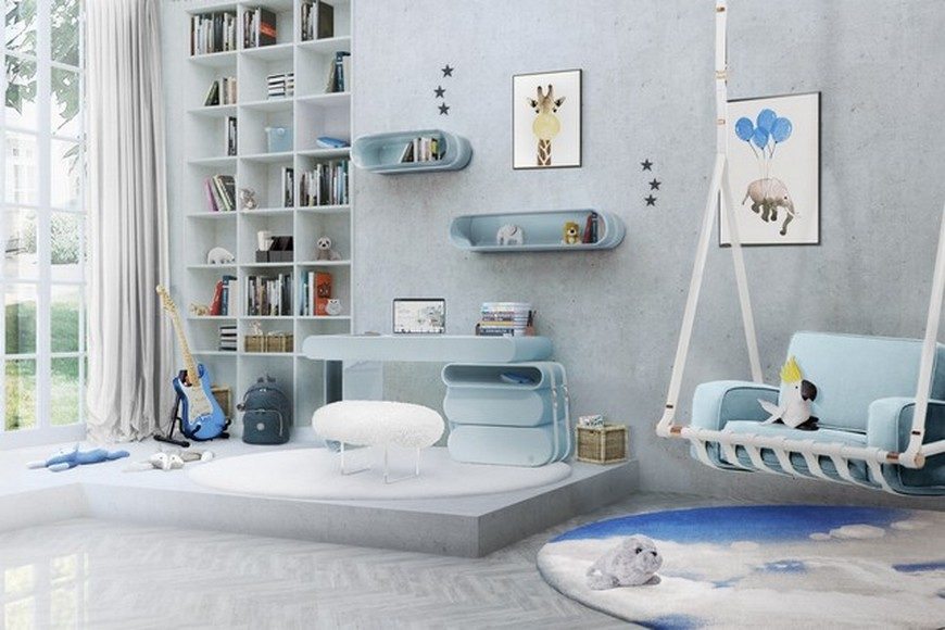 Redesign Your Kids Study Corner With These Amazing Pieces kids study corner Redesign Your Kids Study Corner With These Amazing Pieces Redesign Your Kids Study Corner With These Amazing Pieces 2