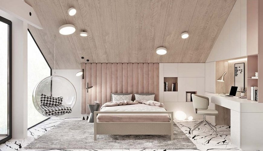 A Luxury Teenager Bedroom That is Pastel Dreams A Luxury Teenager Bedroom That is Pastel Dreams 3 870x500  Kids Bedroom Ideas A Luxury Teenager Bedroom That is Pastel Dreams 3 870x500