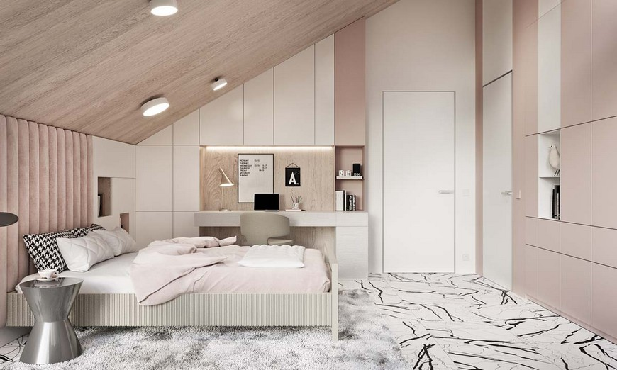 A Luxury Teenager Bedroom That is Pastel Dreams A Luxury Teenager Bedroom That is Pastel Dreams 4