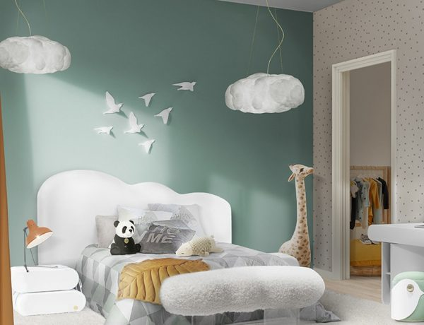 Bedroom Decor Ideas - White Furniture for Kids  Bedroom Decor Ideas – White Furniture for Kids Bedroom Decor Ideas White Furniture for Kids 1 600x460