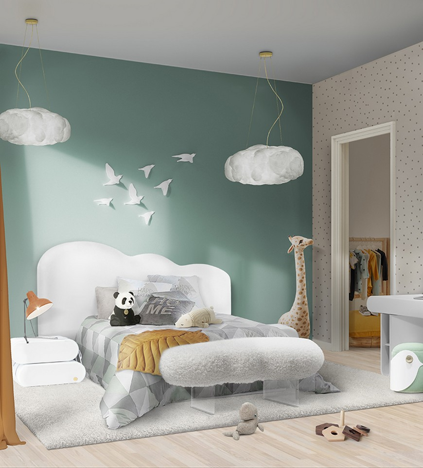 Bedroom Decor Ideas - White Furniture for Kids  Bedroom Decor Ideas – White Furniture for Kids Bedroom Decor Ideas White Furniture for Kids 1