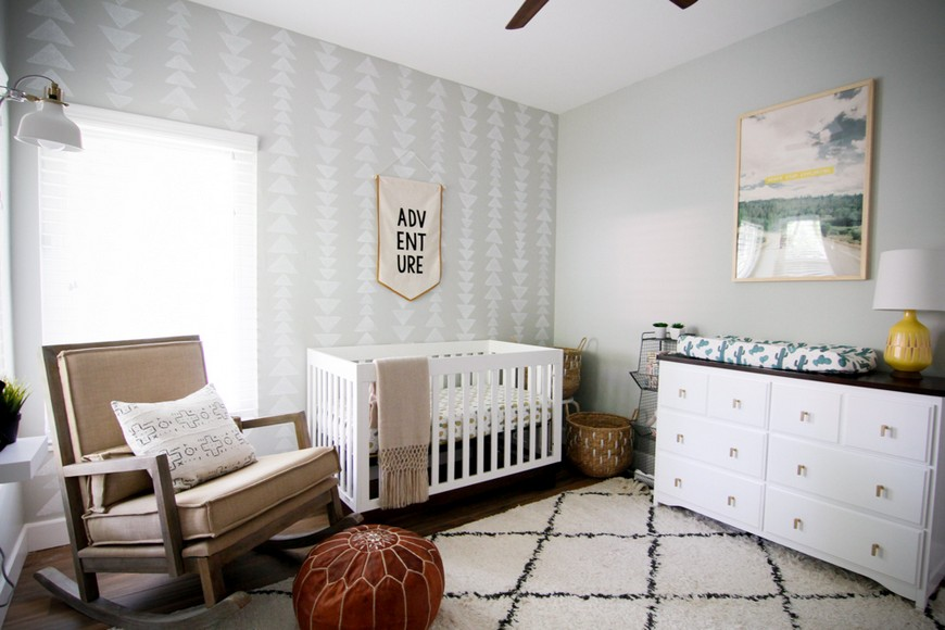 Emerson Grey Designs and Their Boho Nurseries Emerson Grey Designs and Their Boho Nurseries 1