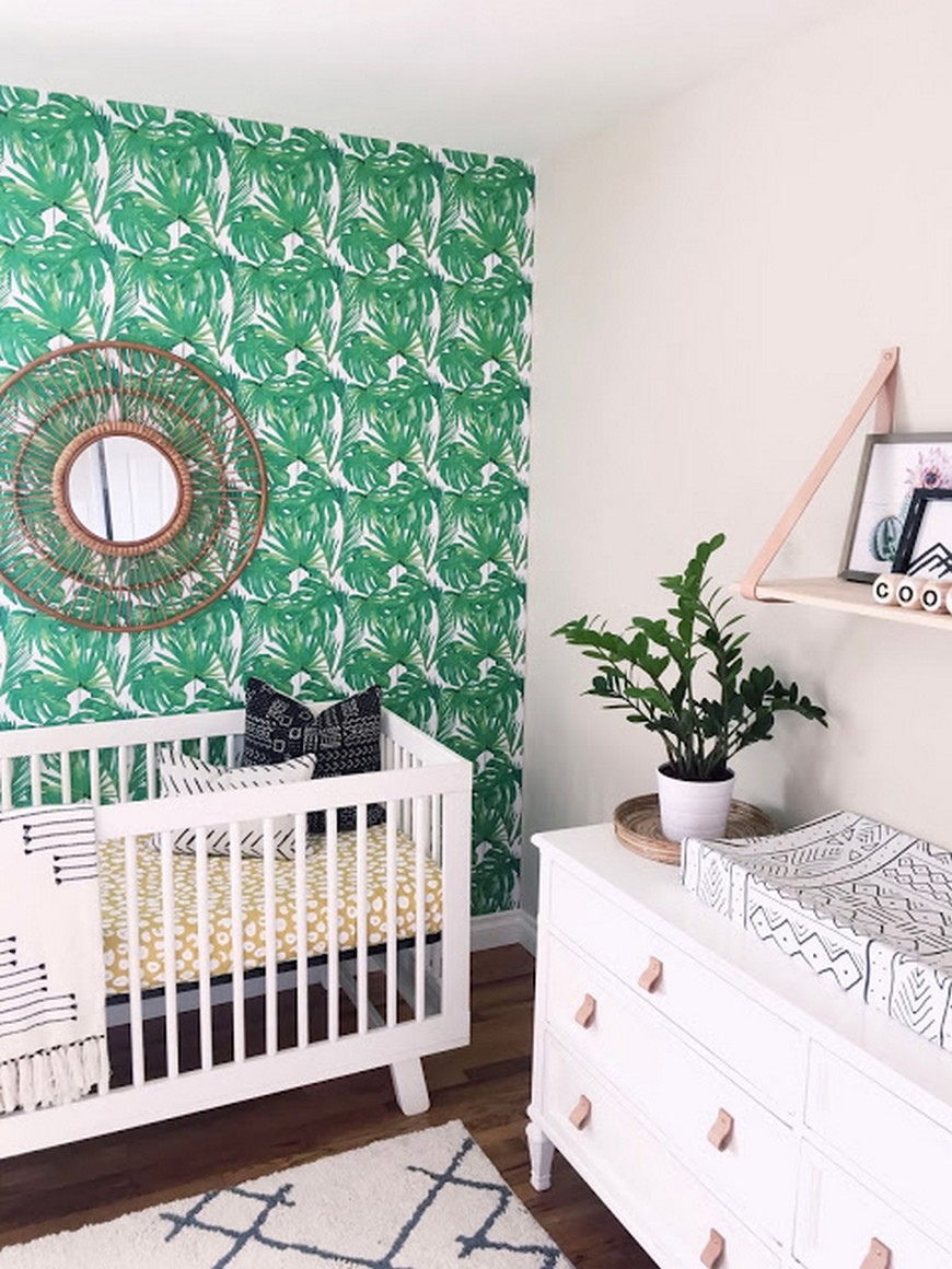 Emerson Grey Designs and Their Boho Nurseries Emerson Grey Designs and Their Boho Nurseries 5
