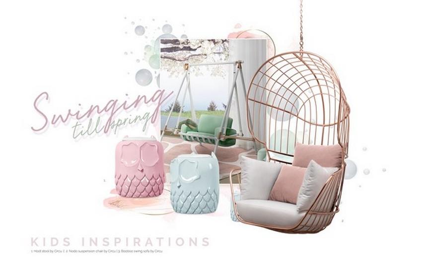 Kids Bedroom Ideas – Swing Chairs for 2020 Kids Bedroom Ideas Swing Chairs for 2020 3