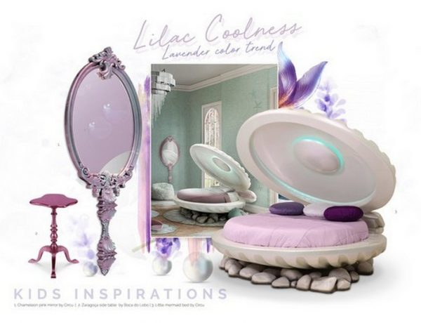 Lilac is one of the Hottest Trends in Interior Design in 2020 Lilac is one of the Hottest Trends in Interior Design in 2020 4 600x460