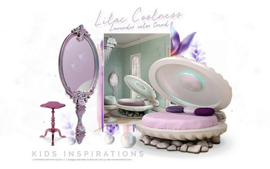 Lilac is one of the Hottest Trends in Interior Design in 2020 Lilac is one of the Hottest Trends in Interior Design in 2020 4