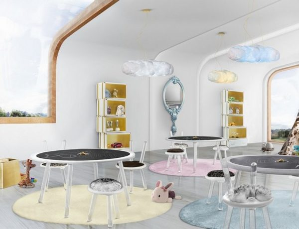 Playroom Furniture Ideas You'll Love Playroom Furniture Ideas Youll Love 4 600x460