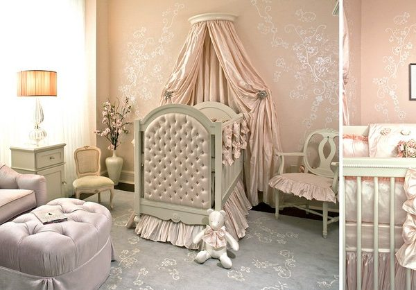 Rooms by ZoyaB's incredible Neoclassic Nursery Rooms Rooms by ZoyaBs incredible Neoclassic Nursery Rooms 3 600x418