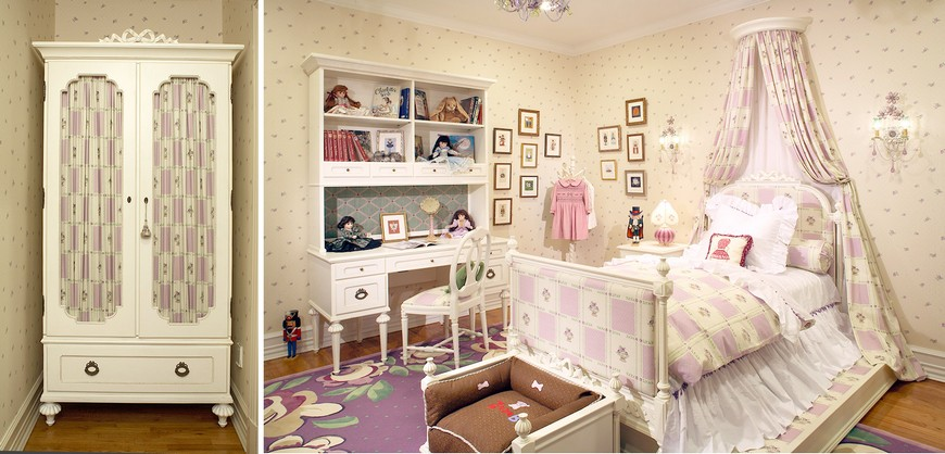 Rooms by ZoyaB's incredible Neoclassic Nursery Rooms Rooms by ZoyaBs incredible Neoclassic Nursery Rooms 4