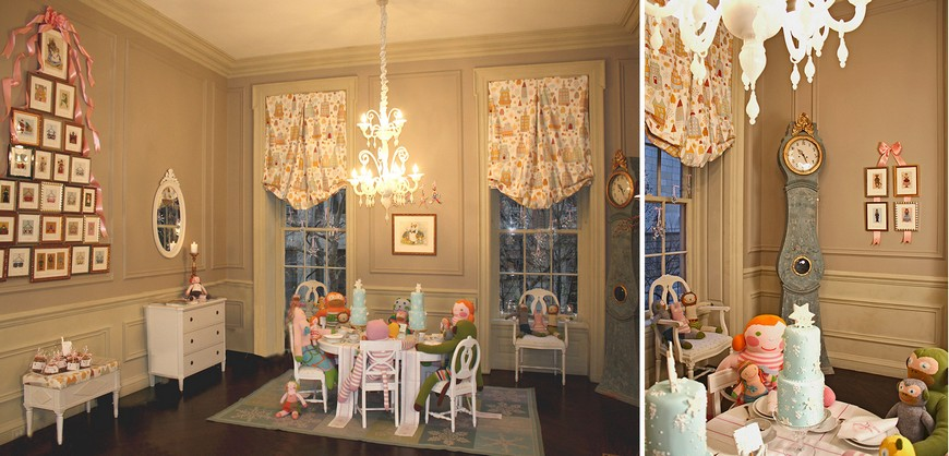 Rooms by ZoyaB's incredible Neoclassic Nursery Rooms Rooms by ZoyaBs incredible Neoclassic Nursery Rooms 5