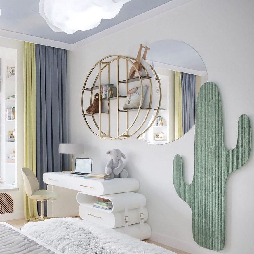 AN incredible Kids Bedroom Project by BSK Design AN incredible Kids Bedroom Project by BSK Design 3
