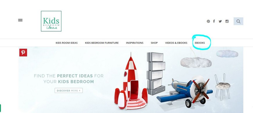Free Interior Design Ebooks in Kids Bedroom Ideas! Free Interior Design Ebooks in Kids Bedroom Ideas 2