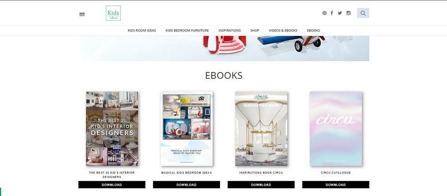 Free Interior Design Ebooks in Kids Bedroom Ideas! Free Interior Design Ebooks in Kids Bedroom Ideas 3