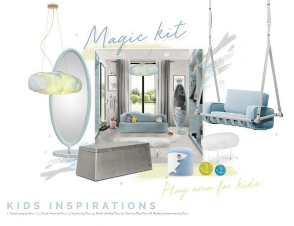 The Best Pieces to Redecorate your Kids Playroom Kids Bedroom Ideas How to Create The Perfect Walk in Closet 2 600x460