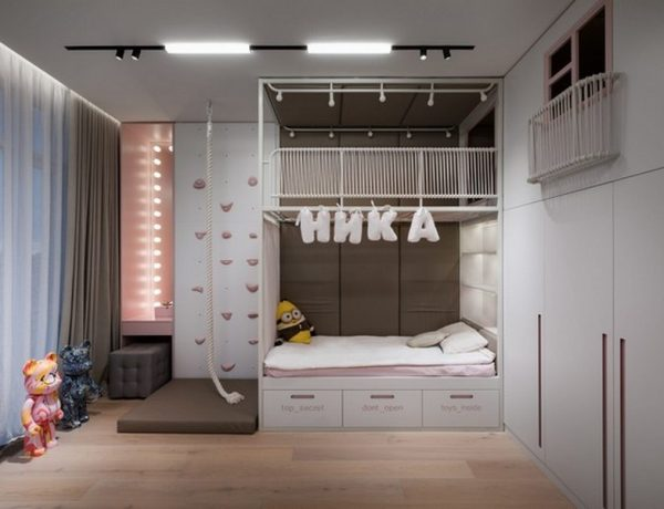 Meet Yodezeen Architects and their Modern Interiors Meet Yodezeen Architects and their Modern Interiors 2 600x460  Kids Bedroom Ideas Meet Yodezeen Architects and their Modern Interiors 2 600x460