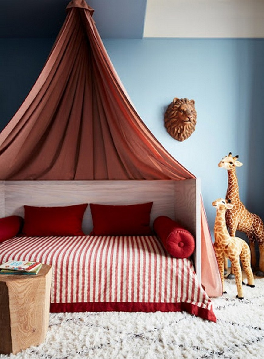 Modern Contemporary Kids Bedrooms by Studio Giancarlo Valle Modern Contemporary Kids Bedrooms by Studio Giancarlo Valle 5