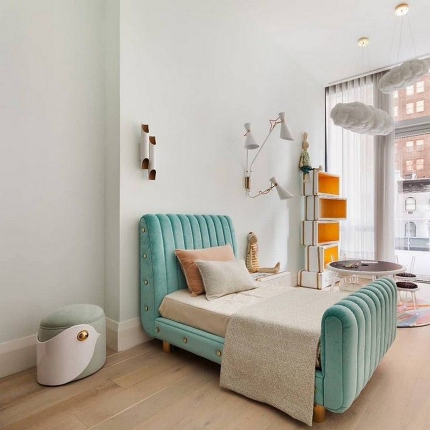 Get Your Kids a Mid-Century Modern Bedroom With Our 5 Picks Get Your Kids a Mid Century Modern Bedroom With Our 5 Picks 3