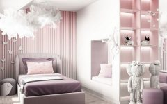 Kids Bedroom Ideas – Modern Little Girl Bedroom by Julia Vin Kids Bedroom Ideas Modern Little Girl Bedroom by Julia Vin 3 240x150