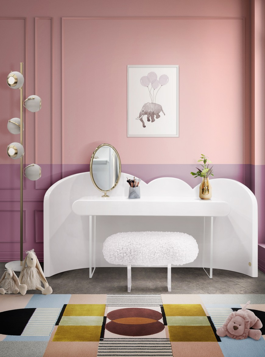 teenage girl bedroom ideas Teenage Girl Bedroom Ideas – Let Purple Rain on their Decor Step Inside A Mid Century Modern Townhouse in New York 12