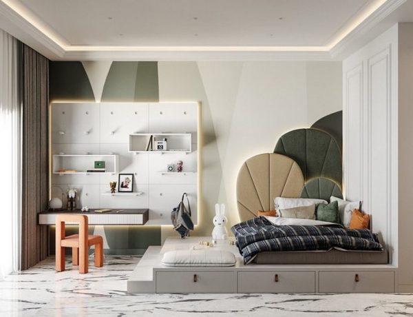 Amazing Kids Bedroom Decor by Prosvirin Design Amazing Kids Bedroom Decor by Prosvirin Design 1 600x460