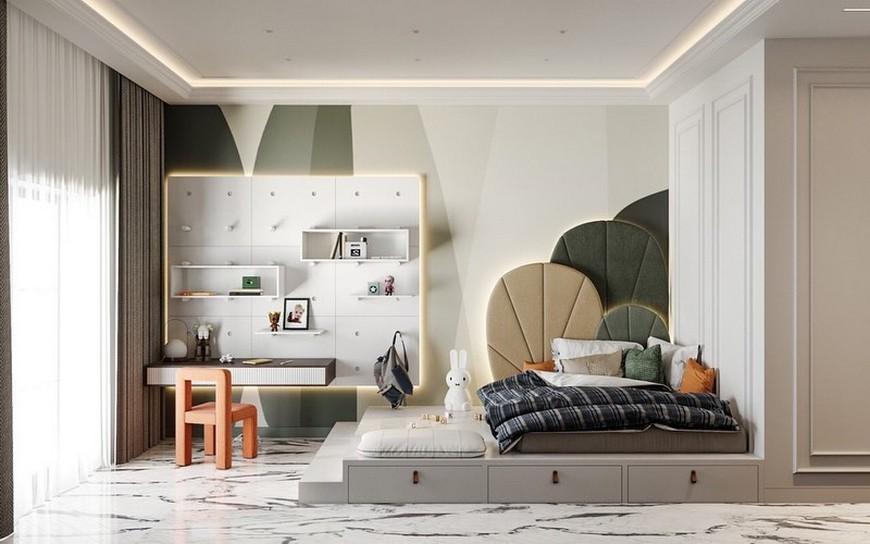 Amazing Kids Bedroom Decor by Prosvirin Design Amazing Kids Bedroom Decor by Prosvirin Design 1