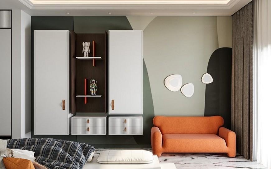 Amazing Kids Bedroom Decor by Prosvirin Design Amazing Kids Bedroom Decor by Prosvirin Design 2