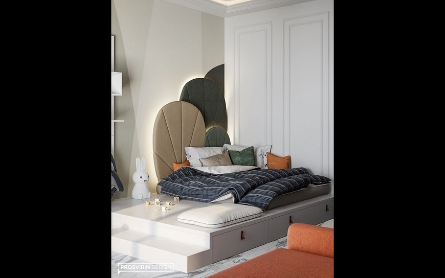 Amazing Kids Bedroom Decor by Prosvirin Design Amazing Kids Bedroom Decor by Prosvirin Design 5