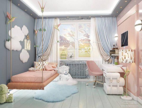 elena puzo Meet Elena Puzo's Incredible Kids Bedroom Designs Meet Elena Puzos Incredible Kids Bedroom Designs 4 600x460
