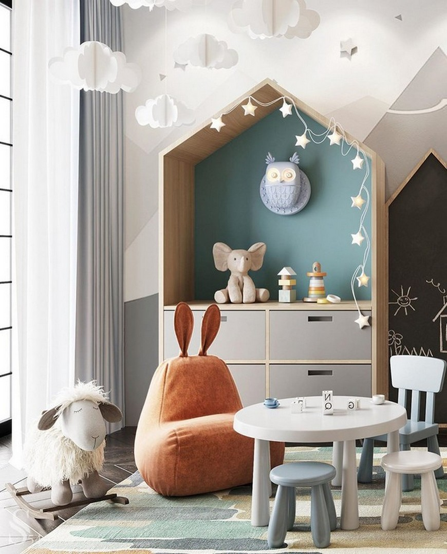 Studia 54 Creates Unique and Glamorous Kids Spaces Studia 54 Creates Unique and Glamorous Kids Spaces 4