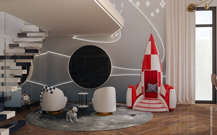 A Cosmic Kids Bedroom Design by Yuriy Zimenko kids bedroom design A Cosmic Kids Bedroom Design by Yuriy Zimenko A Cosmic Kids Bedroom Design by Yuriy Zimenko 6