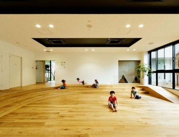 indoor playgrounds Check Out these Awesome Indoor Playgrounds by Prestigious Architects Check Out these Awesome Indoor Playgrounds by Prestigious Architects 4 600x460