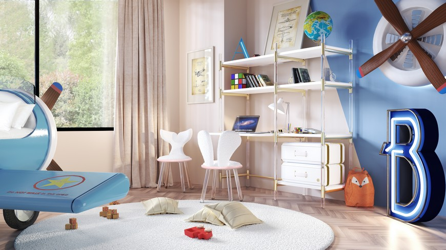 Kids Bedroom Ideas - Playful Furniture that Everyone Will Love  Kids Bedroom Ideas – Playful Furniture that Everyone Will Love Kids Bedroom Ideas Playful Furniture that Everyone Will Love 1