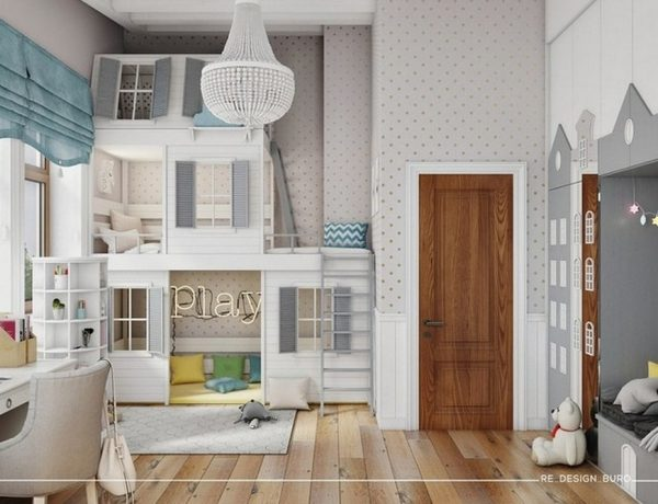RE Design Studio's Classic Approach to Kids Bedrooms re design studio RE Design Studio's Classic Approach to Kids Bedrooms RE Design Studios Classic Approach to Kids Bedrooms 4 600x460