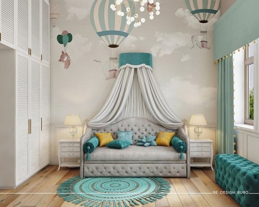 RE Design Studio's Classic Approach to Kids Bedrooms re design studio RE Design Studio's Classic Approach to Kids Bedrooms RE Design Studios Classic Approach to Kids Bedrooms 5